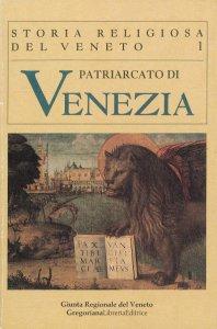 Copertina di 'Patriarcato di Venezia'