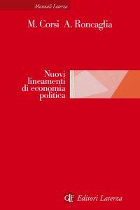 Copertina di 'Nuovi lineamenti di economia politica'