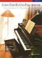 Curso todo-en-uno-para adultos. Con CD-Audio - Palmer Willard A., Manus Morton, Lethco Amanda V.