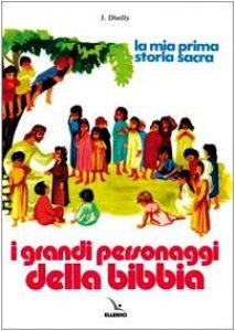 Copertina di 'I grandi personaggi della Bibbia'