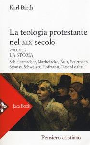 Copertina di 'La teologia protestante nel XIX secolo'