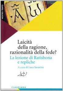 Copertina di 'La lezione di Ratisbona e repliche'