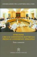 Istruzione circa le commissioni  dottrinali presso le conferenze episcopali - Congregazione per la Dottrina della Fede