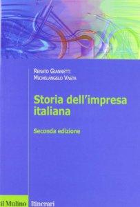 Copertina di 'Storia dell'impresa italiana'