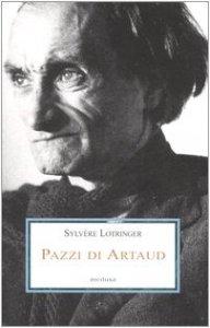 Copertina di 'Pazzi di Artaud'