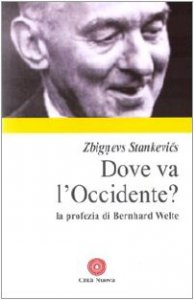 Copertina di 'Dove va l'occidente?'