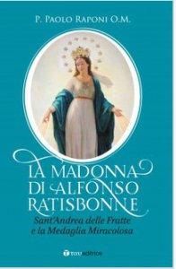 """Copertina di 'La """"Madonna di Alfonso Ratisbonne""""'"""