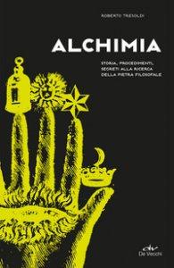 Copertina di 'Alchimia'
