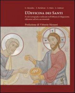 Copertina di 'L' officina dei santi'