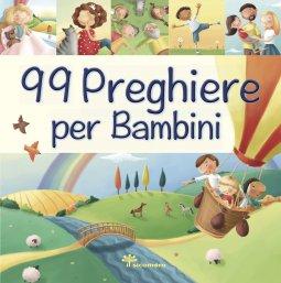 Copertina di '99 preghiere per bambini'