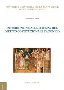 Copertina di 'Introduzione alla scienza del Diritto Costituzionale Canonico'