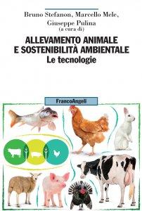 Copertina di 'Allevamento animale e sosteniblità ambientale'
