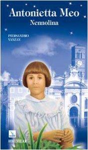 Copertina di 'Antonietta Meo. Nennolina'