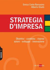 Copertina di 'Strategia d'impresa'