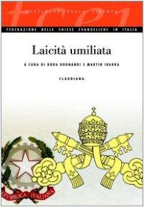 Copertina di 'Laicità umiliata'