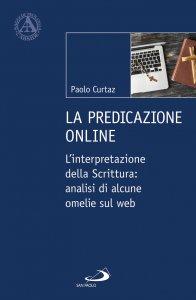 Copertina di 'La predicazione online'