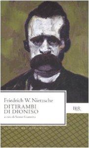 Copertina di 'Ditirambi di Dioniso. Testo tedesco a fronte'