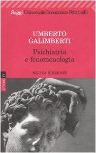 Copertina di 'Psichiatria e fenomenologia'