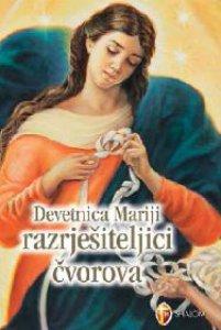 Copertina di 'Novena a Maria che scioglie i nodi - LINGUA SLOVENA'