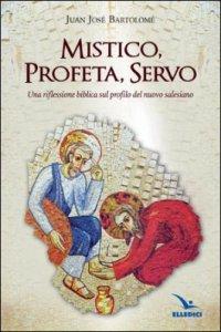 Copertina di 'Mistico, profeta, servo'