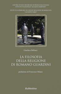 Copertina di 'La filosofia della religione di Romano Guardini'