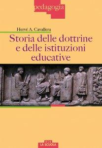 Copertina di 'Storia delle dottrine e delle istituzioni educative'