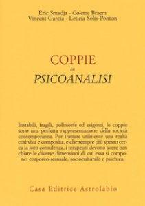 Copertina di 'Coppie in psicoanalisi'