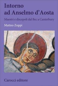 Copertina di 'Intorno ad Anselmo d'Aosta'