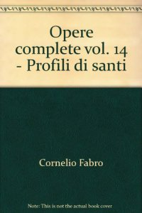 Copertina di 'Profili di Santi'