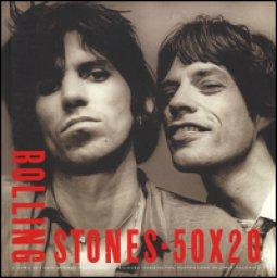 Copertina di 'Rolling Stones 50 x 20. Ediz. illustrata'