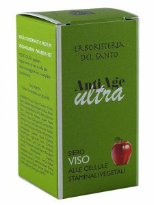 Copertina di 'Siero viso Anti Age Ultra alle cellule staminali vegetali (15 ml)'
