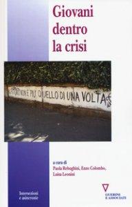 Copertina di 'Giovani dentro la crisi'