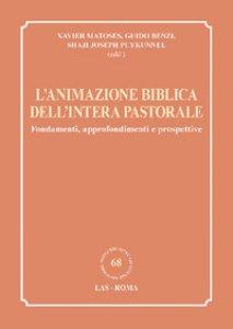 Copertina di 'L' animazione biblica dell'intera pastorale'