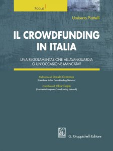 Copertina di 'Il crowdfunding in Italia'