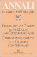 Annali di storia dell'esegesi (2009)
