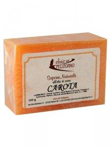 Copertina di 'Sapone alla carota 100 gr.'