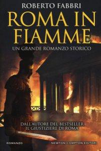 Copertina di 'Roma in fiamme'