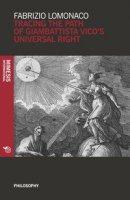 Tracing the path of Giambattista Vico's universal right - Lomonaco Fabrizio