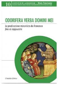 Copertina di 'Odorifera verba domini mei'