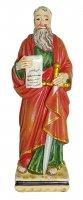 Statua di San Paolo da 12 cm in confezione regalo con segnalibro