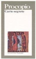 Carte segrete - Procopio di Cesarea