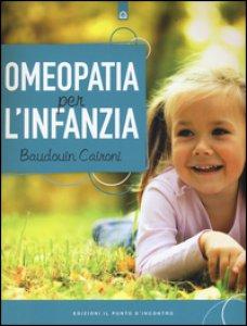 Copertina di 'Omeopatia per l'infanzia'