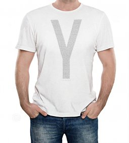 Copertina di 'T-shirt Yeshua nera - taglia XL - uomo'