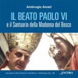 Copertina di 'Il beato Paolo VI e il santuario della Madonna del Bosco'