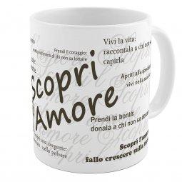 """Copertina di 'SpiriTazza """"Scopri l'Amore"""" (Gandhi)'"""