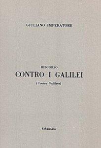 Copertina di 'Discorso contro i Galilei'