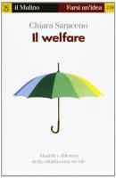 Il welfare - Chiara Saraceno