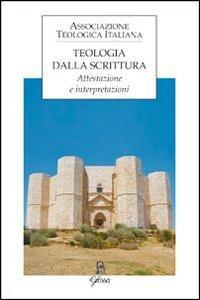 Copertina di 'Teologia dalla scrittura'
