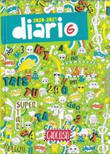 Copertina di 'Diario G 2020-2021'