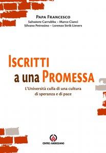 Copertina di 'Iscritti a una promessa'